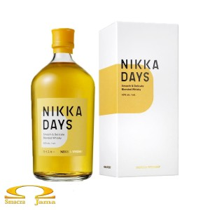 Whisky Nikka Days 0,7l