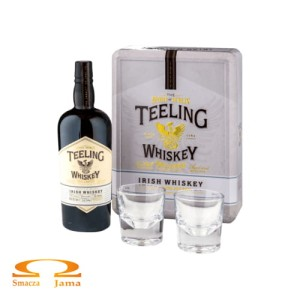 Whiskey Teeling Small Batch 0,7l + 2 szklanki