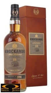 Whisky Knockando 18 YO Slow Matured 0,7l