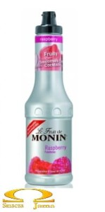 Puree Monin Raspberry - Malina 0.5l