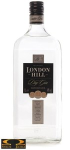 Gin London Hill Dry 0,7l