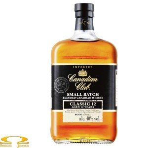 Whisky Canadian Club Small Batch 12 YO 0,7l