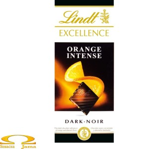 Czekolada Lindt Excellence Intense Orange 100g