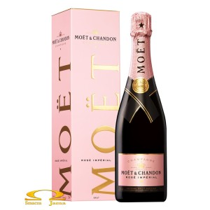 Szampan Moët & Chandon Rose Imperial 12% 0,75l