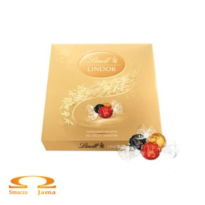 Bombonierka Lindt Lindor Assorted Box 150g