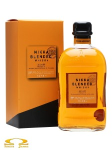Whisky Nikka Blended 0,7l