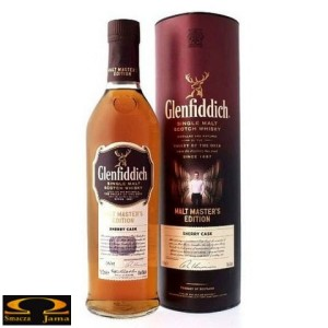 Whisky Glenfiddich Master of Malt 0,7l
