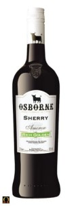 Sherry Osborne Rich Golden 0,75l
