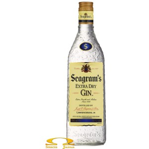 Gin Seagram's Extra Dry 0,7l