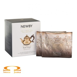 Herbata Newby Finest Tea Collection Earl Grey 37,5g