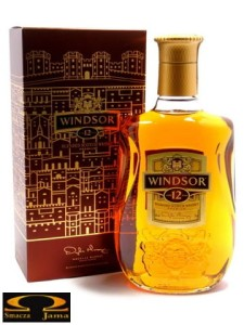 Whisky Windsor 12YO 0,7l