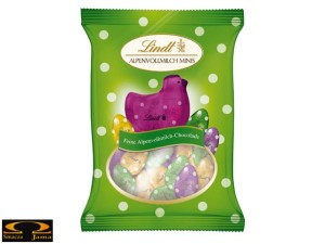 Praliny Lindt Mini Eggs 108g