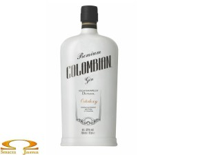 Gin Colombian Aged Gin Dictador Ortodoxy 0,7l