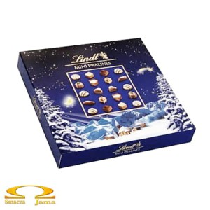 Mini praliny Lindt Christmas Magic 100g
