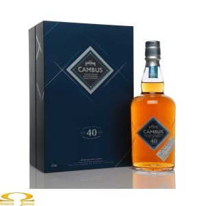 Whisky Cambus 40 YO 1975 Special Release 2016 0,7l