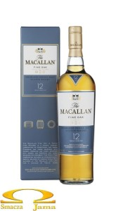 Whisky The Macallan 12 YO Fine Oak 0,7l