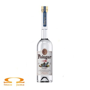 Wódka Polugar No 10 Juniper 38,5% 0,5l
