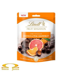 Czekoladki Lindt Sensation Fruit Orange & Grapefruit 150g