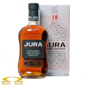 Whisky Isle of Jura 18 YO 0,7l