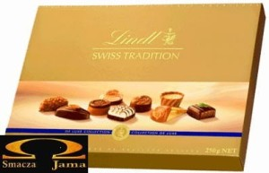 Lindt Swisstradition de Luxe 250g