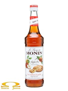 Syrop SZARLOTKA Apple Pie Monin 1l PET