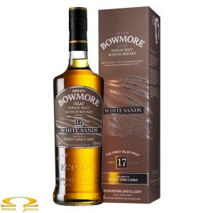 Whisky Bowmore White Sands 17 YO 0,7l