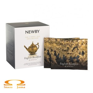 Herbata Newby Finest Tea Collection English Breakfast 37,5g
