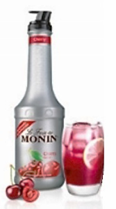 Puree Monin Cherry - Wiśnia 1l