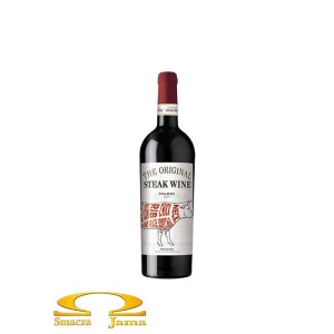 Wino Original Steak Reserve Argentyna 0,75l