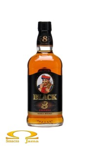 Whisky Nikka Black 8 YO 0,7l