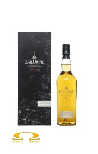 Whisky Dailuaine 34 YO Destilled 0,7l
