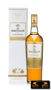 Whisky The Macallan 1824 Series:  Gold 0,7l