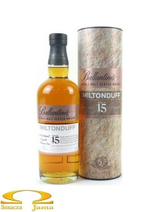 Whisky Ballantine's The Miltonduff 15 YO 0,7l