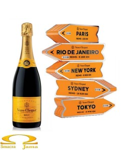 Szampan Veuve Clicquot Brut Arrow 0,75l