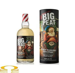 Whisky Big Peat Christmas Edition 2016 0,7l Tuba