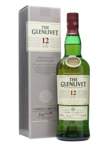 Whisky The Glenlivet 12yo 0,7l