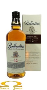 Whisky Ballantine's 12 YO Blended Malt 0,7l