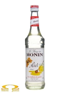 Syrop MIÓD Honey Monin 1l PET