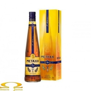 Brandy Metaxa 5* 0,7l