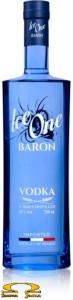 Wódka Ice One Baron 0,7l