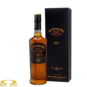Whisky Bowmore 25 Years Old