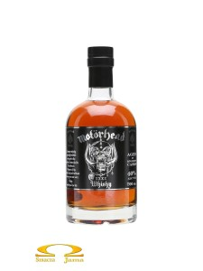 Whisky Motorhead Single Malt 0,7l