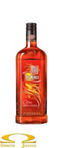 Likier The Nines 999 Herbal Citrus 0,5l