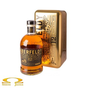 Whisky Aberfeldy 12 YO The Golden Dram 0,7l