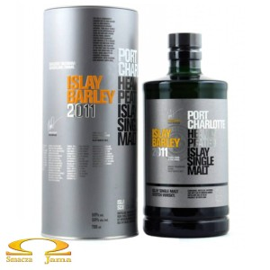 Whisky Port Charlotte Islay Barley 2011 0,7l