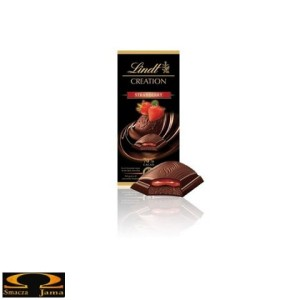 Czekolada Lindt Creation Strawberry 150g