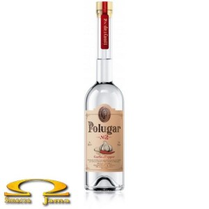 Wódka Polugar No 2 Garlic & Pepper 38,5% 0,5l