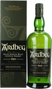Whisky Ardbeg TEN 10YO 46% 1l