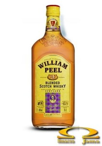 Whisky William Peel 0,7l