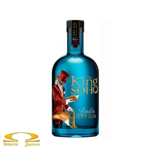 Gin The King's Soho London Dry 42% 0,7l